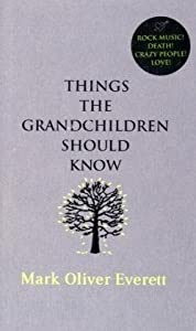 "Cover of ""Things the Grandchildren Should..."