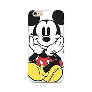 Ebby Colorful Mickey Premium Printed Case For Apple iPhone 6/6s
