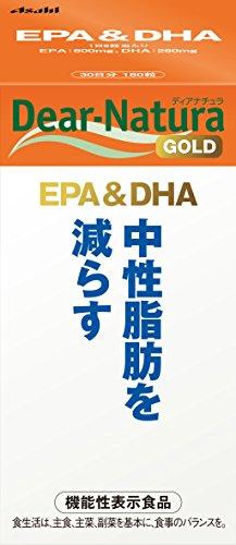 ディアナチュラゴールド EPA&DHA 30日分 180粒 [機能性表示食品]