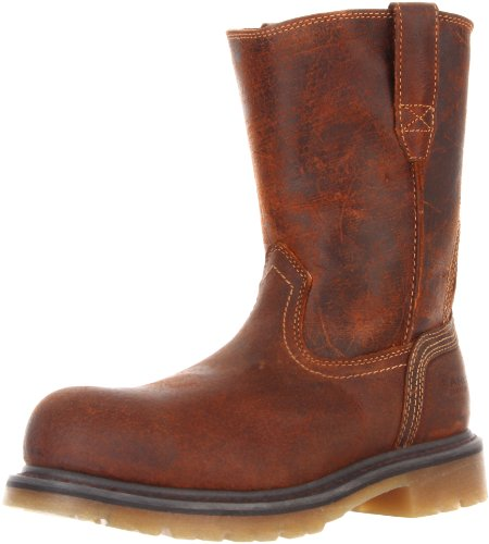 Ariat Men's Drifer P/O Composite Boot,Red Rock Brown,7 M US