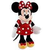 Disney 9 Plush Minnie Mouse - Red Outfit