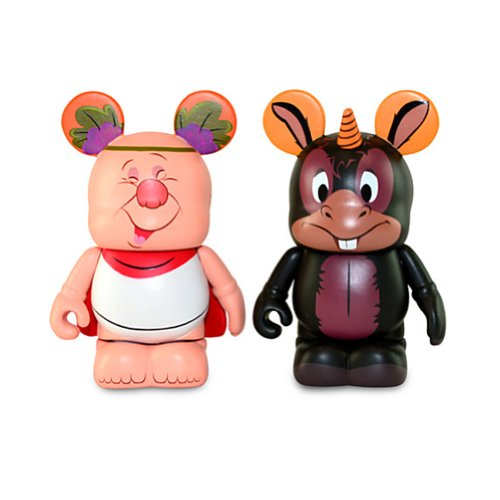 Vinylmation Fantasia Series 3'' Figure Set - Bacchus and Jacchus