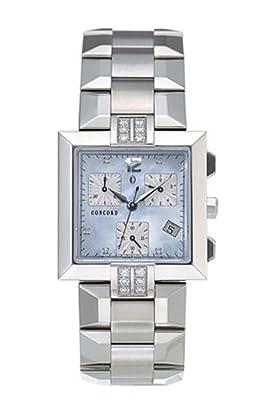 Concord La Scala Men's Quartz Watch 0310324