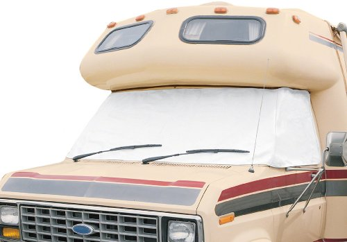 Classic Accessories 78684 OverDrive RV Windshield Cover, White, For Ford '92 - '03 (Rv Windshield Ford compare prices)