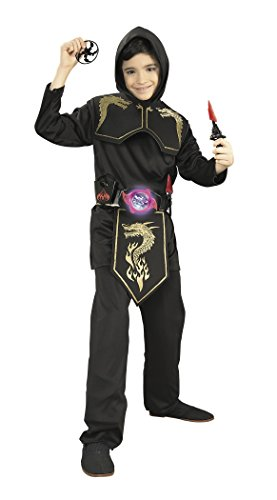 Rubie's Costume Brotherhood of The Dragon Ninja Action Set
