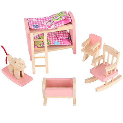 Generic Dollhouse Funiture Wooden Educational Toy For Child/Kids/Baby front-224356