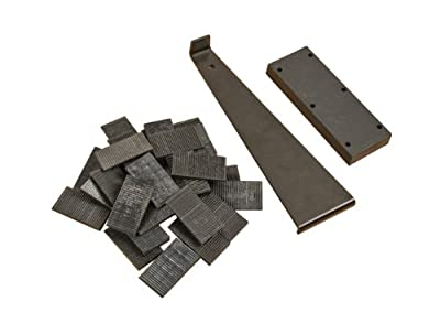 QEP 10-26 Laminate Flooring Installation Kit with Tapping Block, Pull Bar and 30 Wedge Spacers