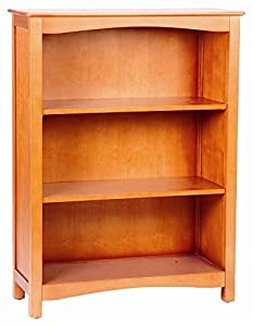 Wakefield Small Bookcase Finish Honey