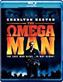 Cover art for  The Omega Man [Blu-ray]