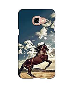 SAMSUNG C7 COVER CASE BY instyler