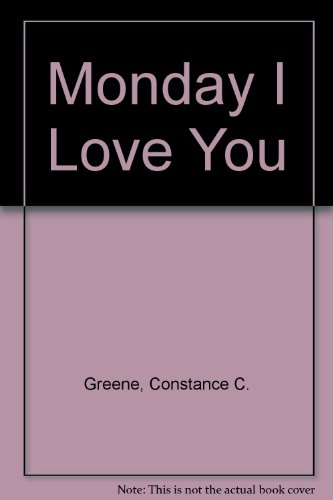 Monday I Love You PDF