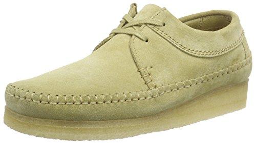 clarksweaver-zapatillas-hombre-color-marron-talla-43