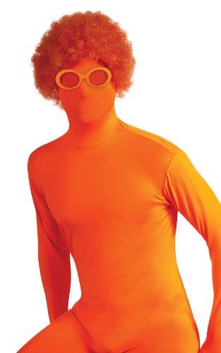 Second Skin Funhouse Orange Capri Sunglass