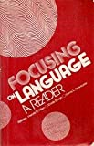 img - for Focusing on language: A reader book / textbook / text book