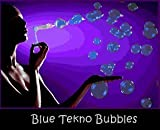 Tekno Bubbles - Blue UV Blacklight Reactive - Half Gallon - 64 Ounces