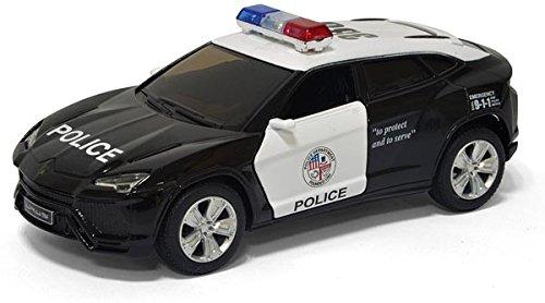 "5"" Lamborghini Urus (Police) 1:38 Scale - 1"