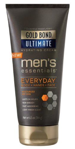 41UJjQCcfAL. SL500  Gold Bond Mens Everyday Essentials Cream, 6.5 Ounce