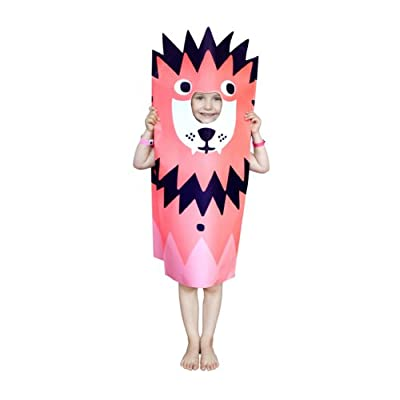 Lion Paper Costume||RLCTB