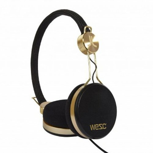 Wesc Banjo Golden Headphones (black)