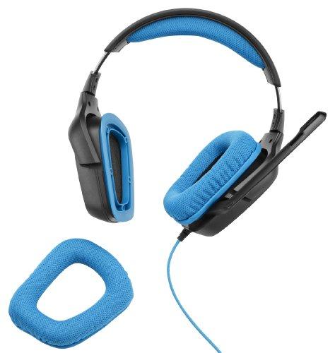 LOGITECH-G430-981-000536-Dolby-71-surround-sound-Gaming-Headset