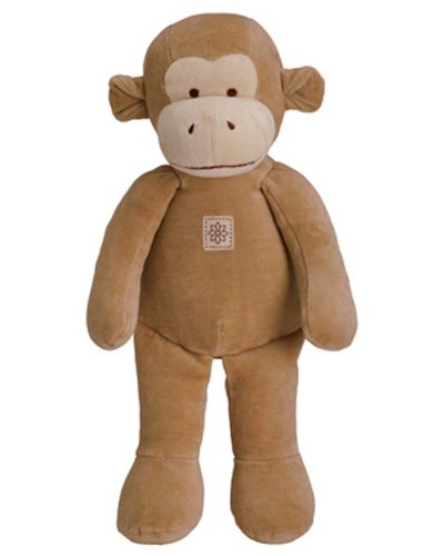 """Miyim Organic Plush Storybook Collection - 11"""" Fred The Monkey"""