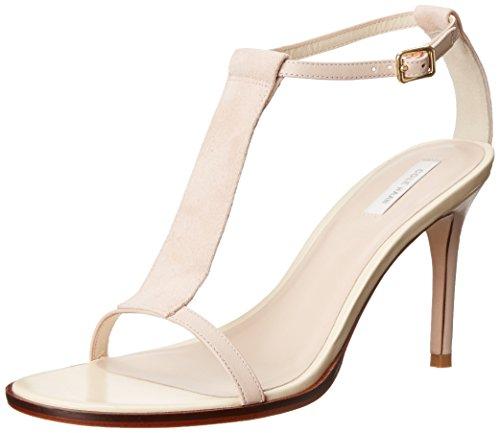 Cole Haan Women's Cee Sandal,Seashell Suede,8
