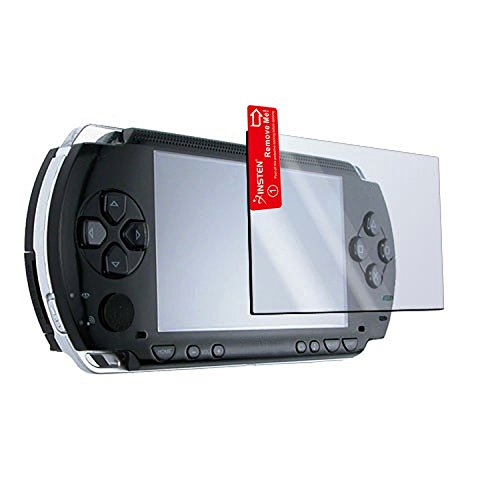 Insten® Reusable Scratch Resistant Screen Guard Protector Lcd Shield Compatible With Sony Psp Manufactured By Everydaysource®, Available From Insten®