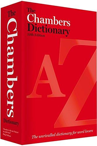 Chambers Dictionary