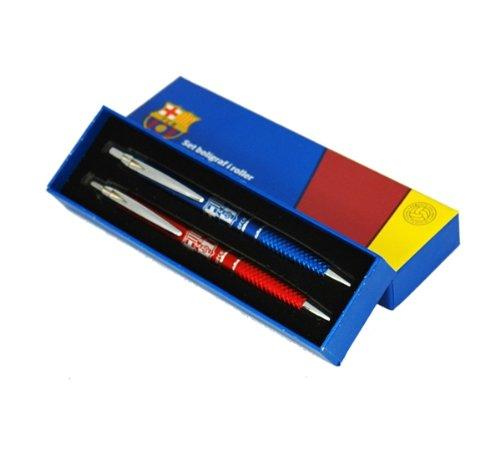 F.C. Barcelona - Set boli+roller de metal (CYP Imports SET-26-BC)