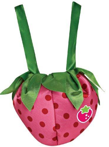 [Strawberry Shortcake Trick or Treat Bag Purse] (Strawberry Halloween Costumes)