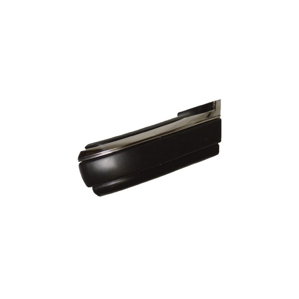 OE Replacement Chevrolet S10 Front Driver Side Bumper Extension Outer (Partslink Number GM1004142)