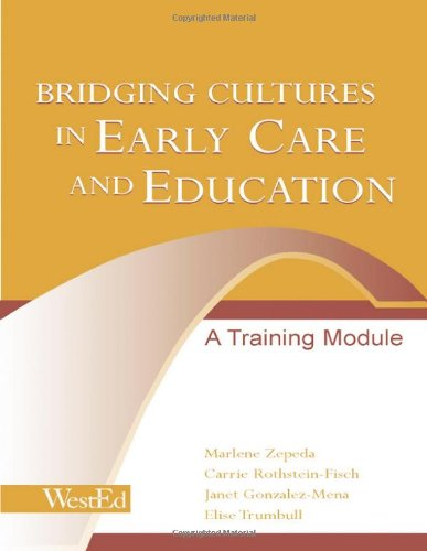 Bridging Cultures In Early Care And Education: A Training Module front-939128