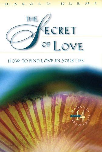 The Secret of Love (Mahanta Transcripts)