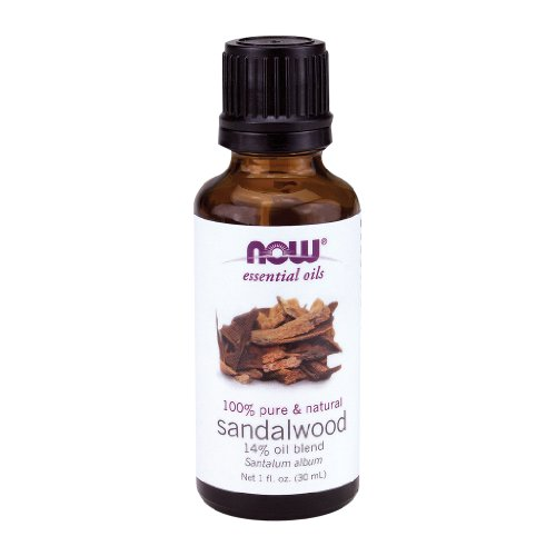 Now Foods Sandalwood Oil Blend - 1 oz. 2 Pack