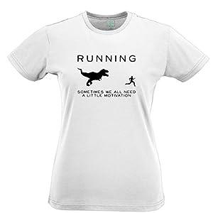 Running Motivation Tshirt Womens Xsmall - XXLarge