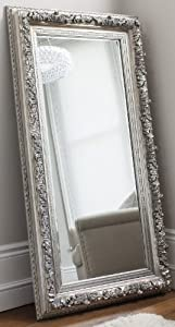 Antwerp Extra Large Silver Full Length Wall Mirror 70 5 Quot X