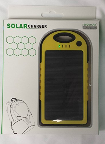 Solar-Cell-phone-Charger-Battery-Bank-YD-T011-Dual-USB-5000-mah