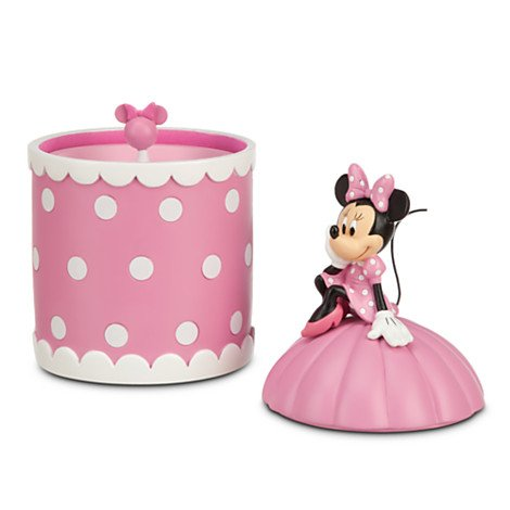 Disney minnie mouse jewelry box friendly faces for Minnie mouse jewelry box