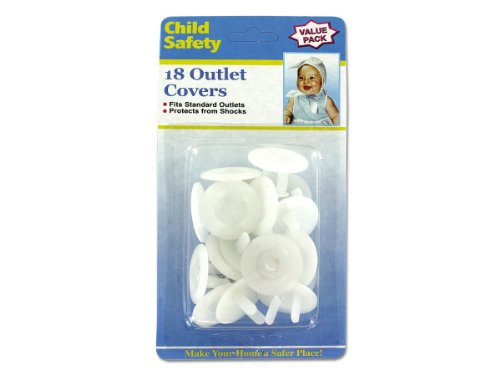 Wholesale Set Of 120, Electrical Outlet Covers (Baby, Baby Safety)