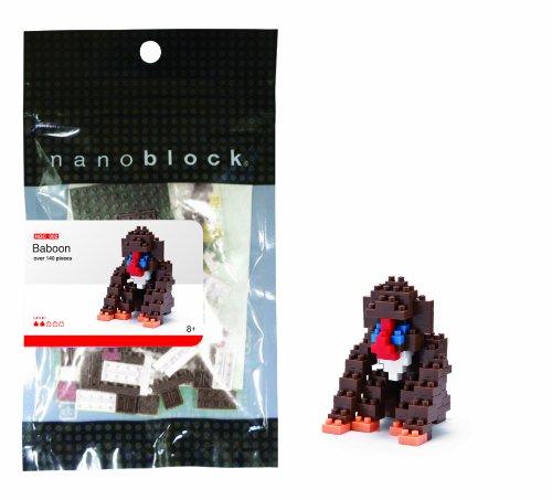 Nanoblock Baboon - 1