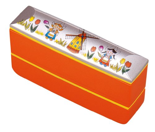 Cute Bento Box With Spoon And Chopsticks Made In Japan - Lunch Box -