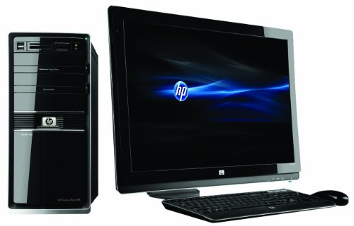 HP Pavilion Elite HPE-570f PC (Black)