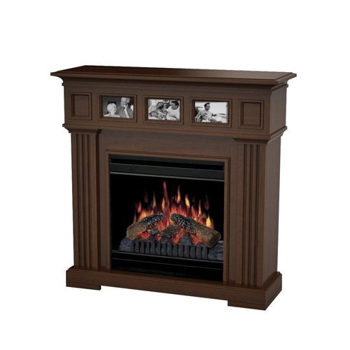 Dimplex North America DFP20-1222MA Mocha Finish Electric Fireplace photo B00826MZ5W.jpg