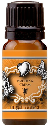 Peaches & Cream Premium Grade Fragrance Oil - 10Ml - Scented Oil