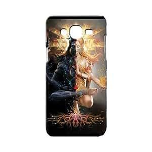 BLUEDIO Designer 3D Printed Back case cover for Samsung Galaxy A8 - G6434