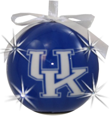 "Kentucky Wildcats LED Flashing Ball Christmas Ornament 3"" Diameter at Amazon.com"