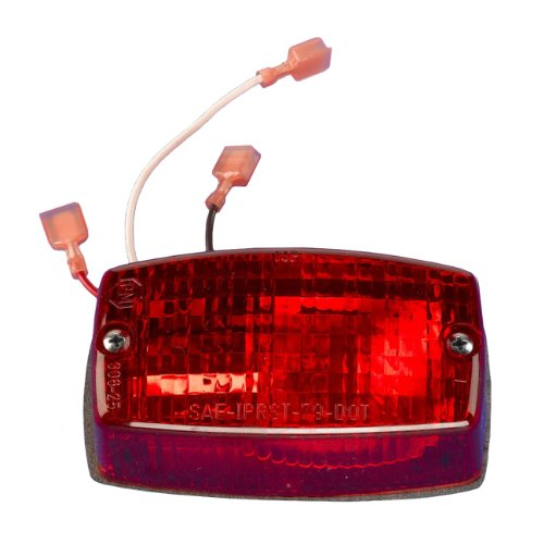 E-Z-Go 610416 Tail Light Assembly, Svc Only