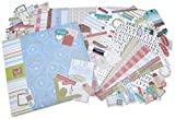 41UKNyNG1 L. SL160  Westrim All Occasion 12 Inch by 12 Inch Boxed Album Kit, 450 Pieces Reviews