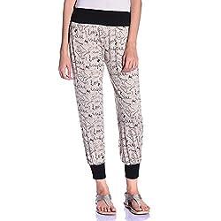 styleAVA Women's Trousers (LWR_01_LPCH01_Peach_Large)