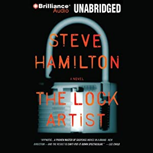 The Lock Artist Audiobook